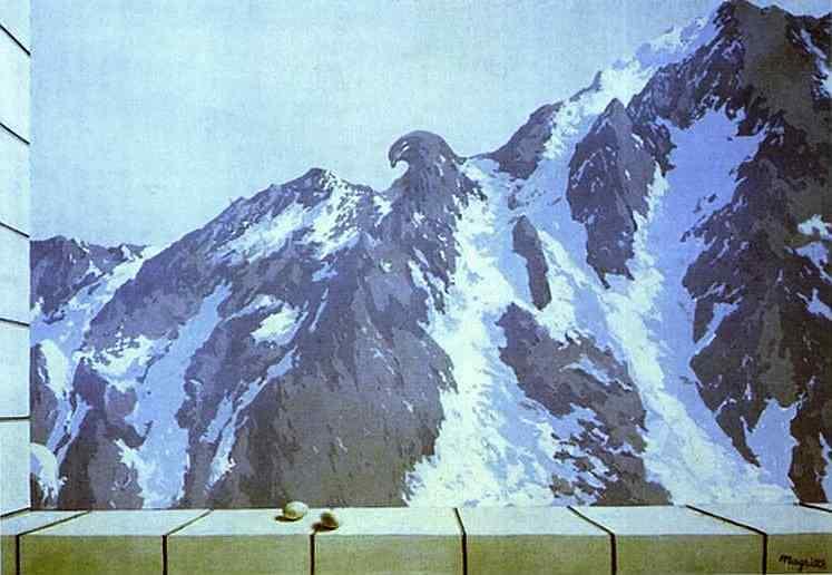 René Magritte - O domínio de Arnheim