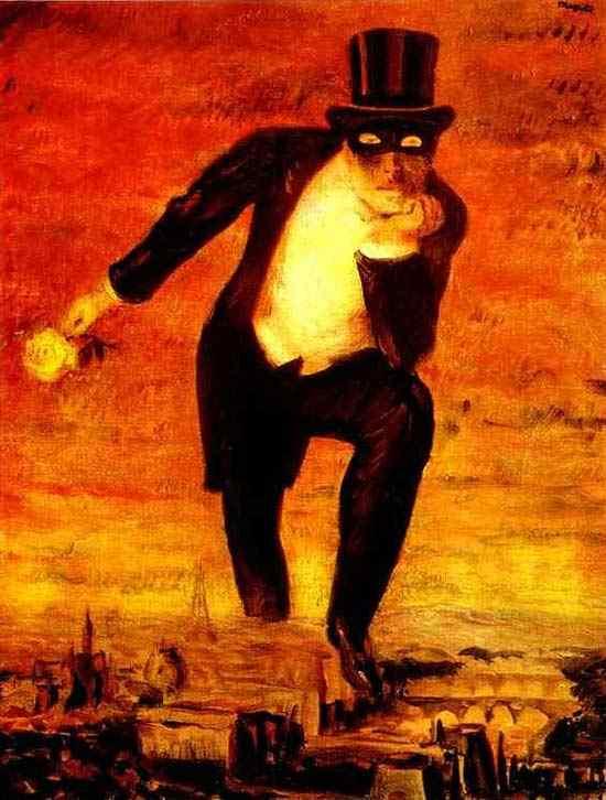 René Magritte - O retorno da flama