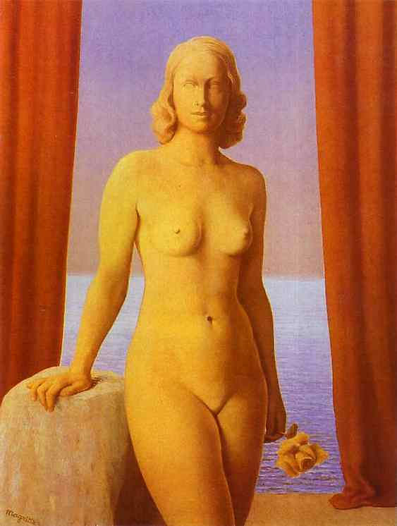René Magritte - Flores da maldade