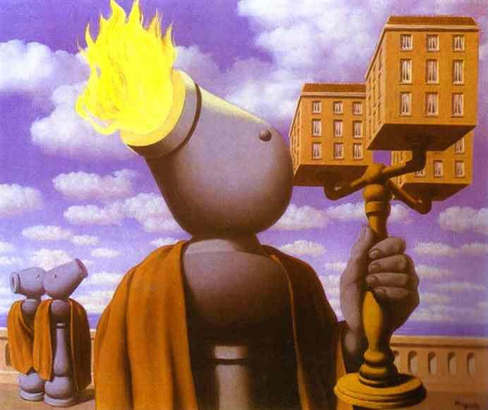 René Magritte - O cicerone