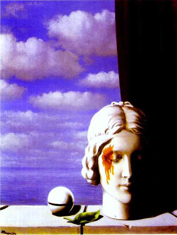 René Magritte - Memória