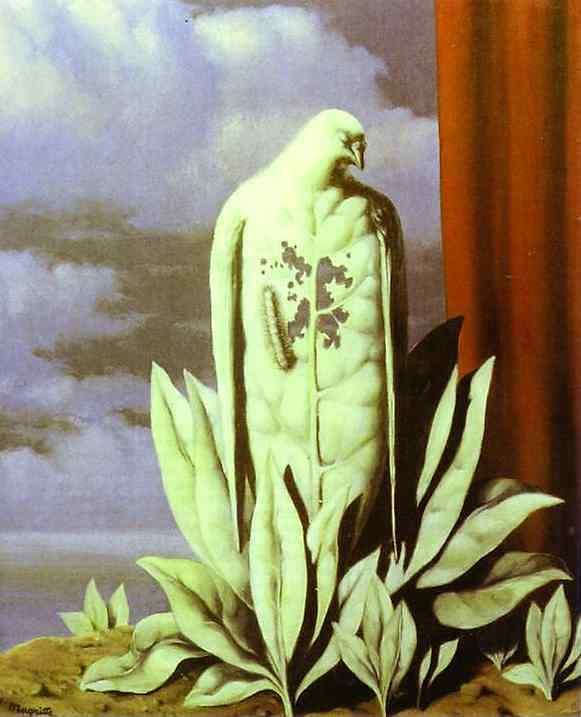 René Magritte - O sabor da lágrima