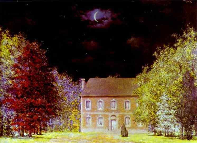 René Magritte - Salão de Deus