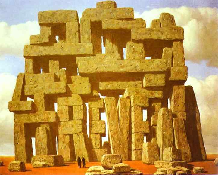 René Magritte - As artes da conversação