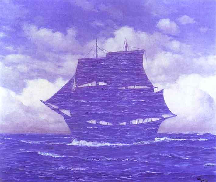 René Magritte - O sedutor