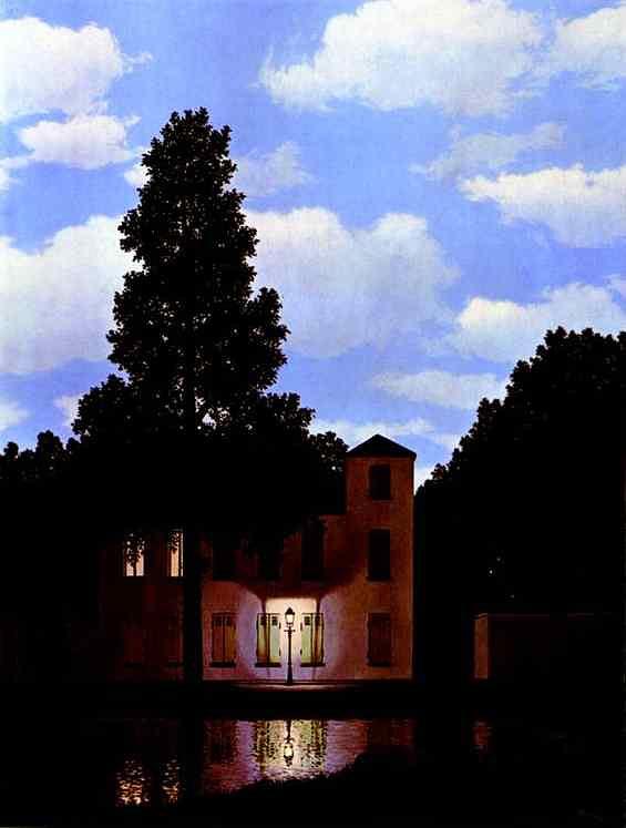 René Magritte - O Império das luzes
