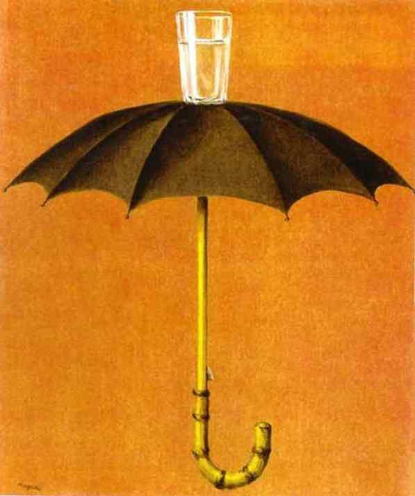 René Magritte - Feriado de Hagel