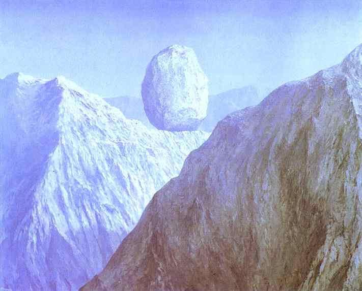 René Magritte - A chave de vidro