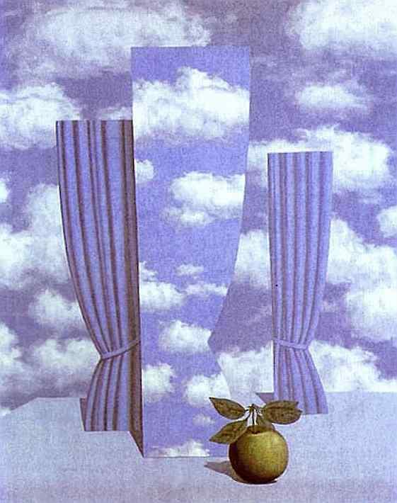 René Magritte - Mundo bonito