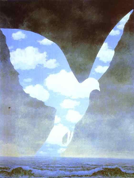 René Magritte - A família grande