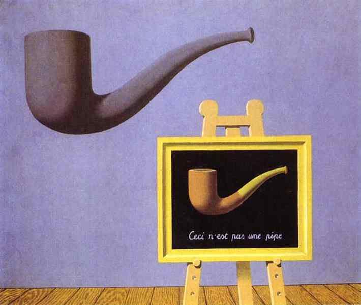 René Magritte - Os dois mistérios