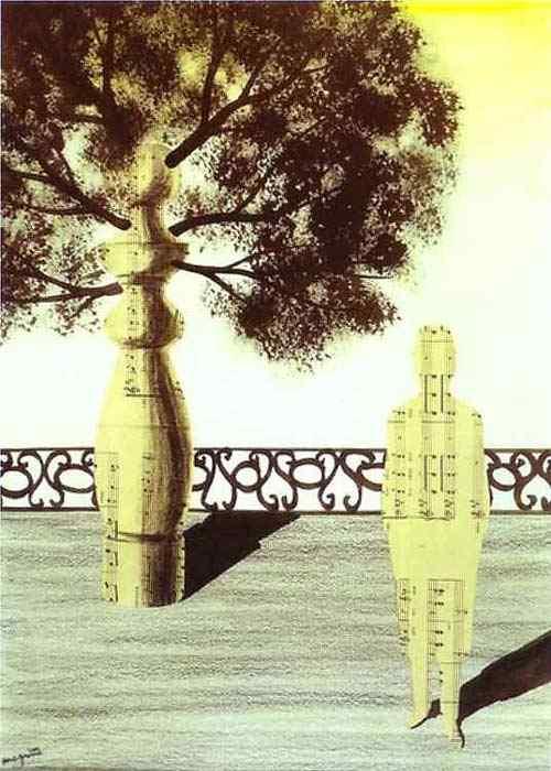 René Magritte - Sem título