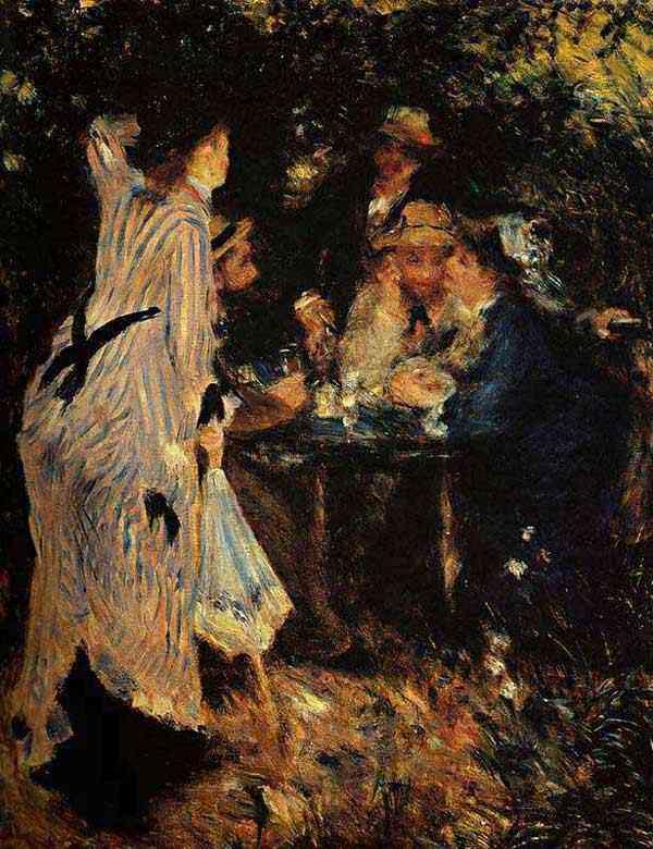 Pierre-Auguste Renoir - A pérgola