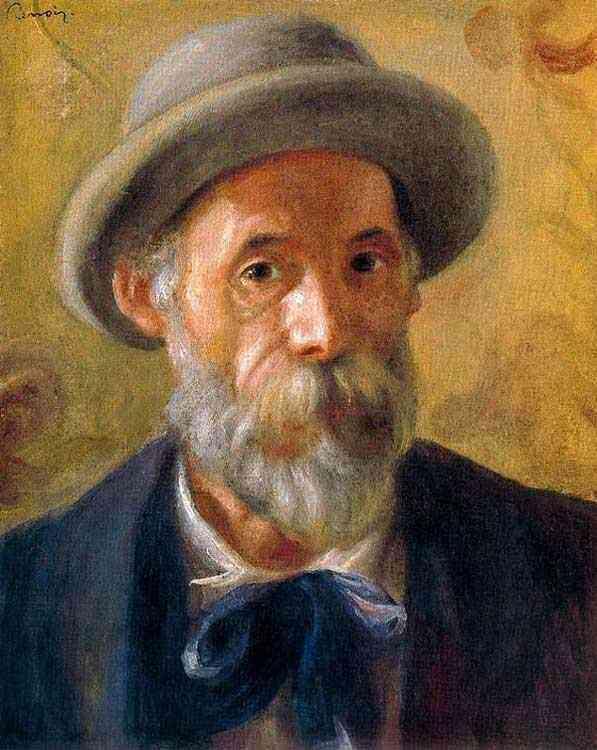 Pierre-Auguste Renoir - Auito-retrato