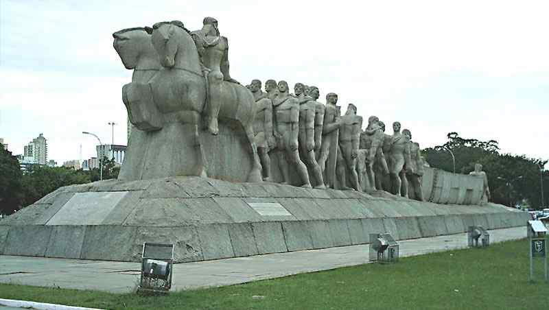 Victor Brecheret - Monumento às bandeiras