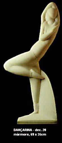 Victor Brecheret - Dançarina