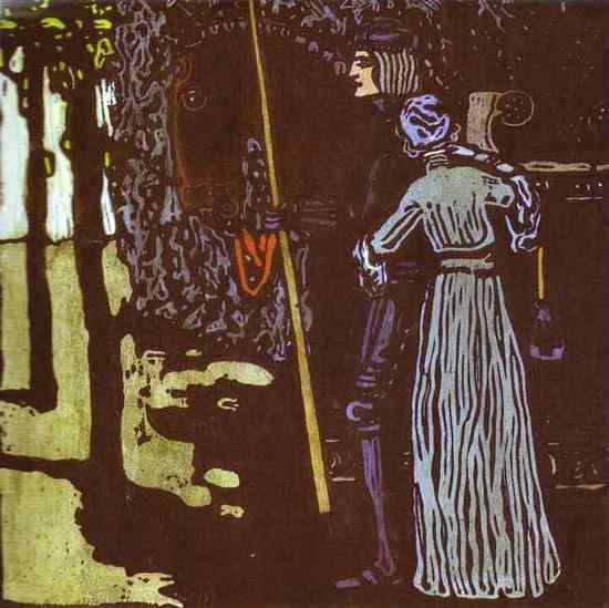 Wassily Kandinsky - Despedida
