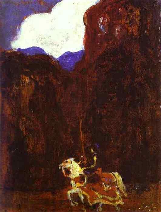 Wassily Kandinsky - Na floresta