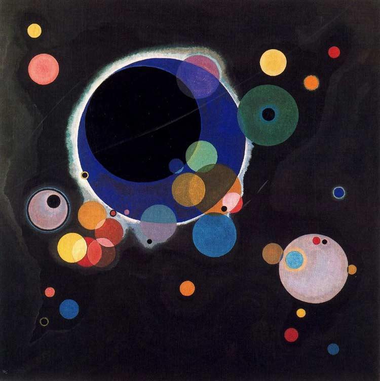 Wassily Kandinsky - Círculos